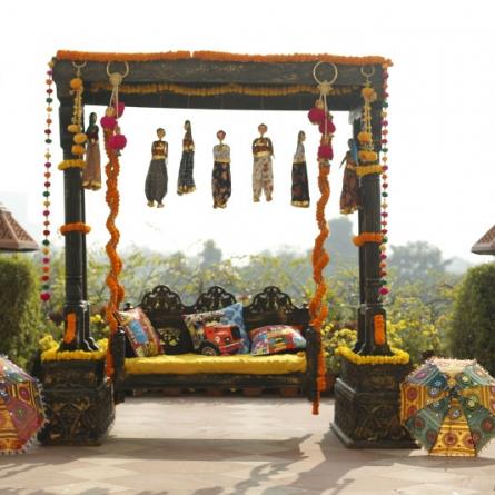 Rohit & Christina – Taj Mansingh, New Delhi, India