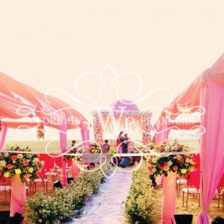 Zenia & Jagdeep – Rayong Marriott Resort & Spa, Thailand